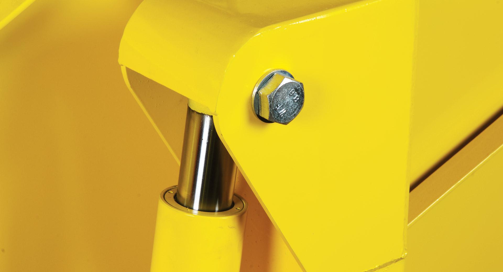 close up details of manrider MTC