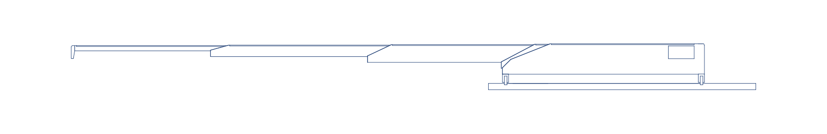 traversing options for MTC conveyor