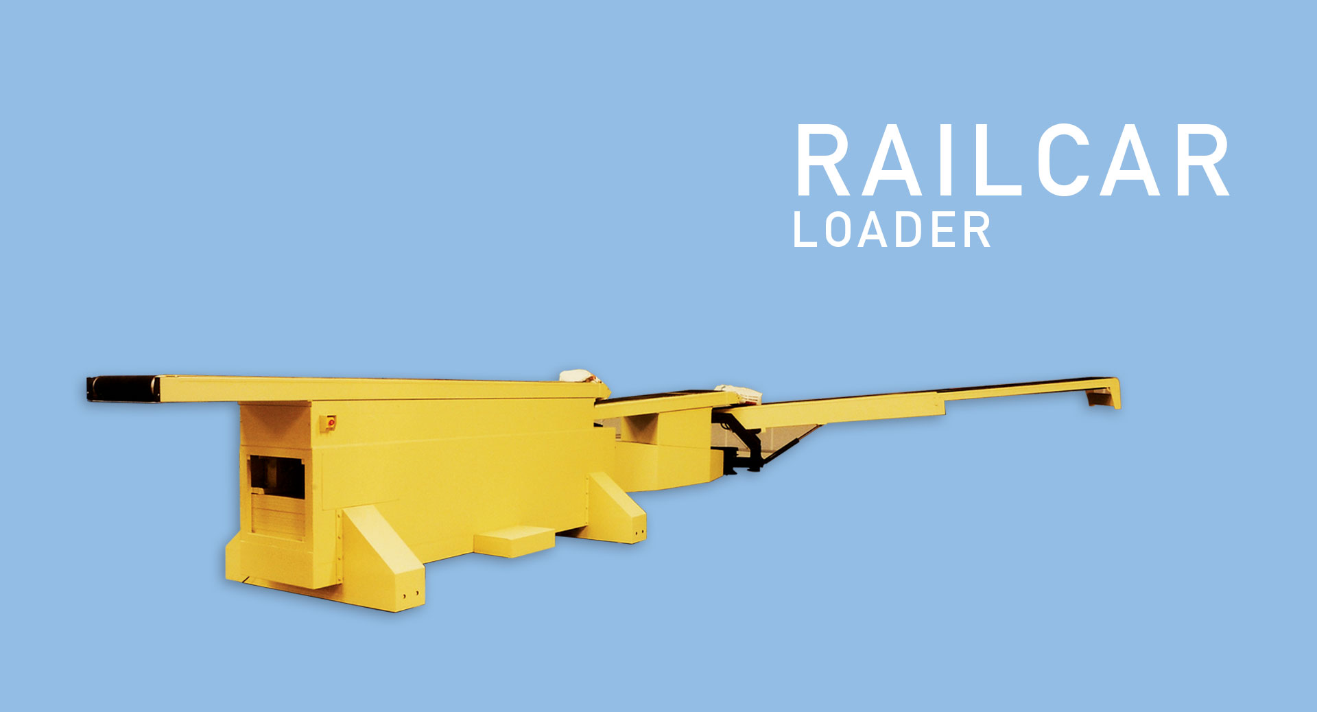 newland railcar loader
