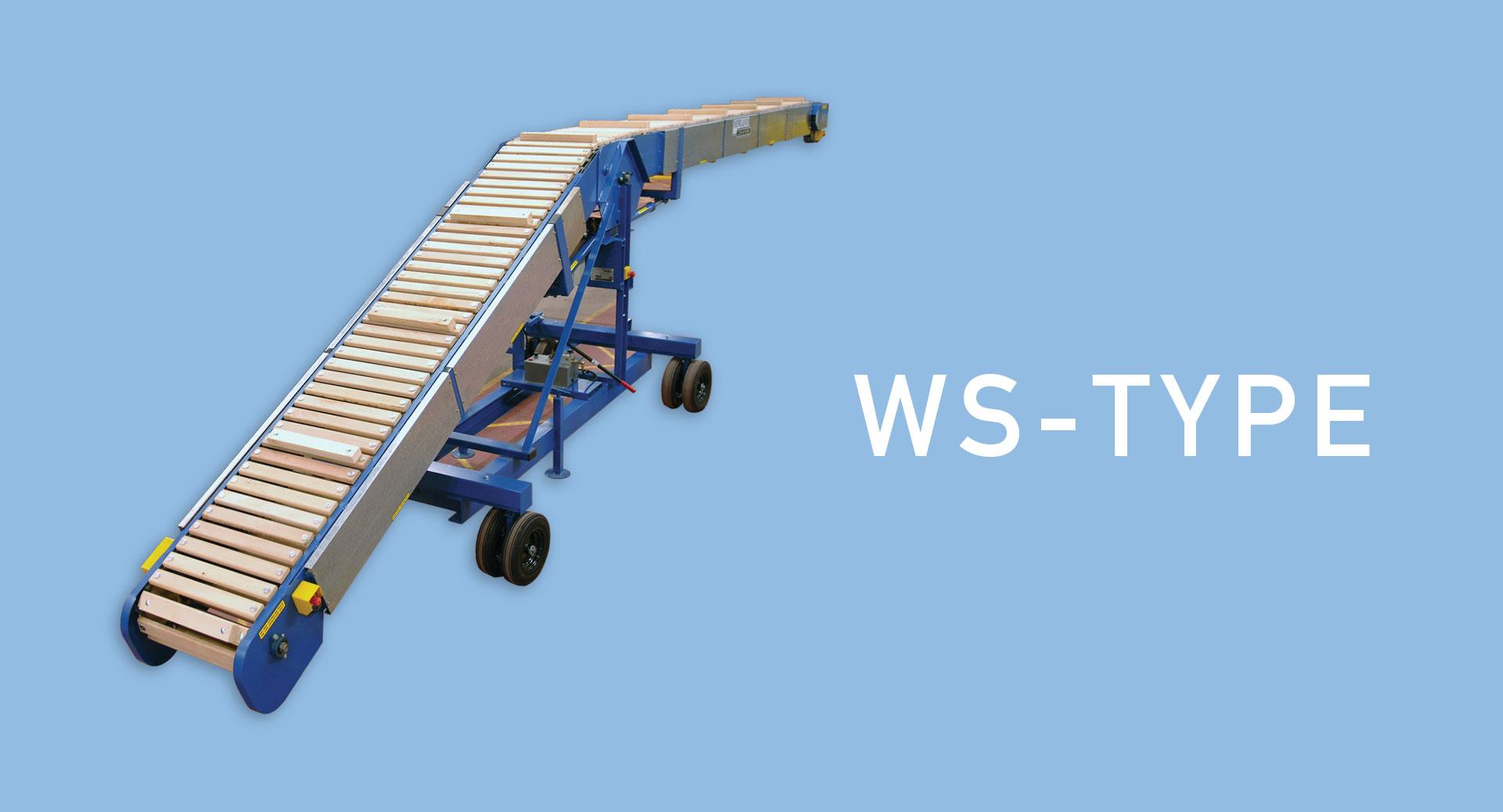 newland ws type conveyor