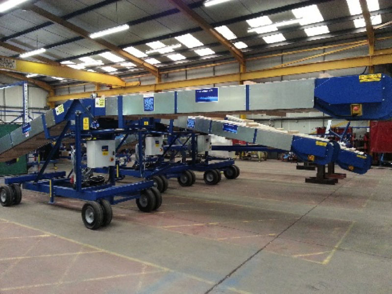 eight machine order for Oman of Newland