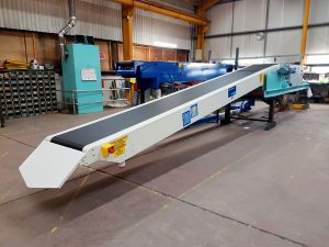 2 Overhead Feeder Conveyors for mexico