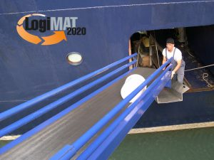 logimat and newland