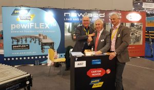 newland at logistica 2019