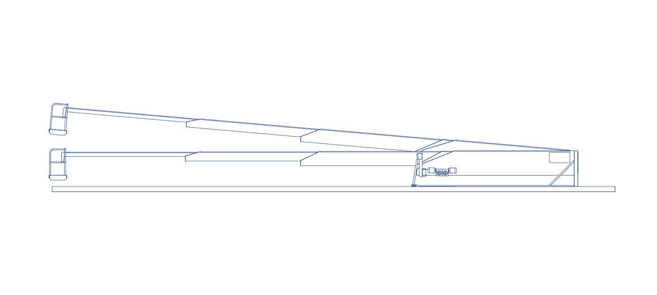 Manrider technical drawing
