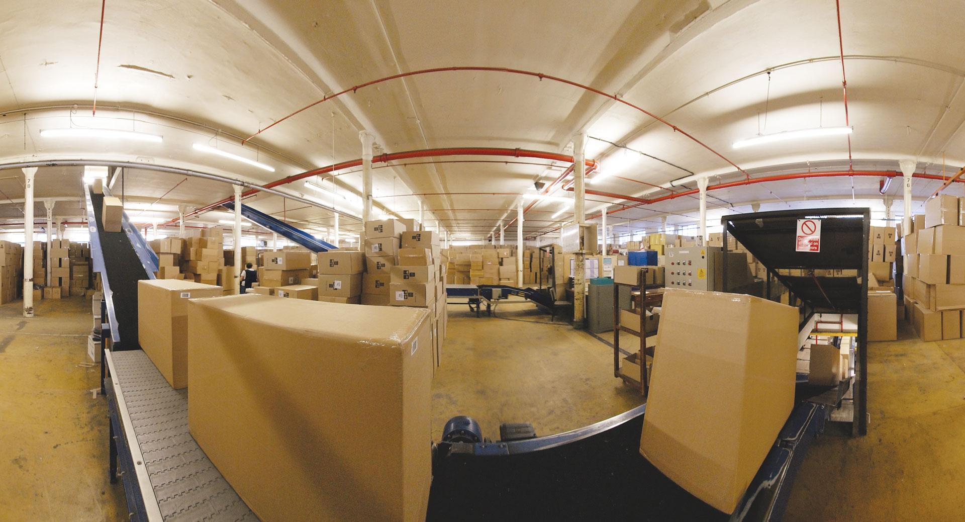floor to floor conveyor