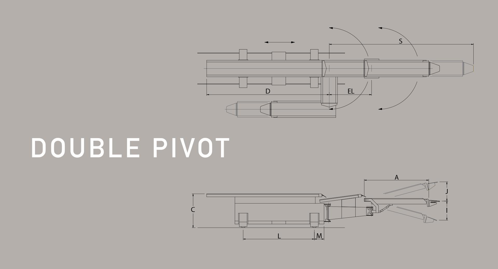 railcar double pivot diagram
