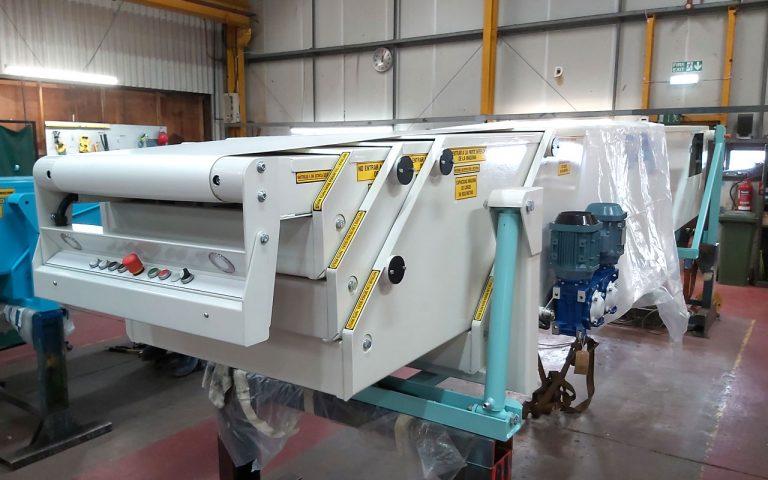 mtc conveyor for flour mill
