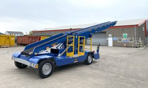 JBT Aerotech custom conveyor