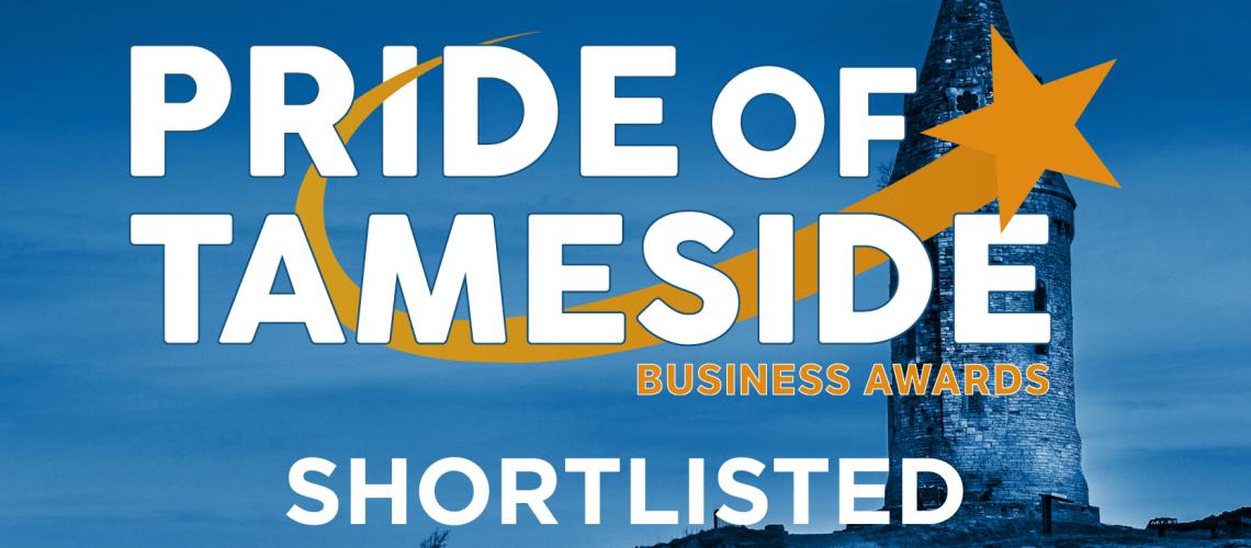 pride of tameside business award