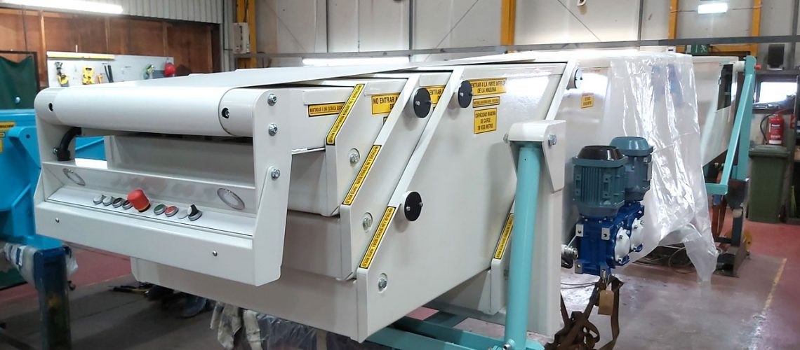 mtc conveyor for flour mill