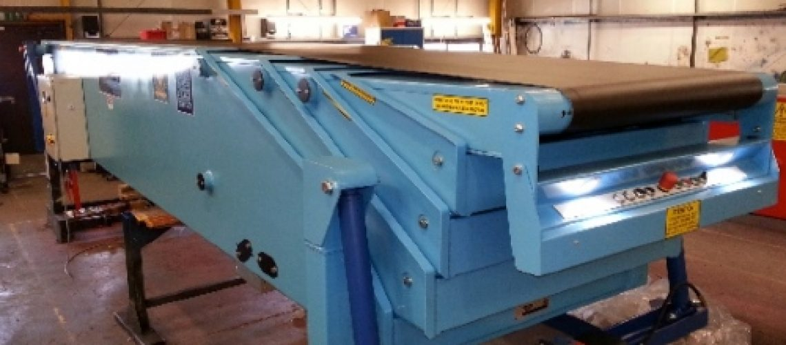 FACTORY REFURBISHED CONVEYORS